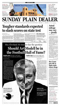 Cleveland's most polarizing figure: Art Modell.