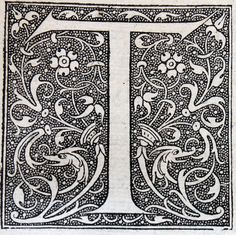 Antique French print from the Nouveau Illustrated published in Paris between 1897 to This is the original print, not a copy. The reverse side is printed. Beautiful Calligraphy, Calligraphy Art, Lettering Styles, Lettering Design, Illuminated Letters, Illuminated Manuscript, Monogram Letters, Letters And Numbers, Letter Ornaments