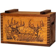 Evans Sports Inc. Whitetail Deer Print en Gun Accessory/ Ammo Case