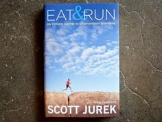 "Eat & Run by Scott Jurek  If your favorite runner got obsessed with ""Born to Run,"" they'll love ""Eat & Run,"" which came out earlier this year. Ultramarathoner Scott Jurek tells stories of his experiences running, combined with vegan nutrition advice for athletes. (Trust us: It's riveting, even if you eat meat.)"