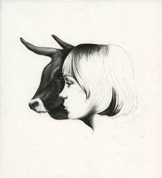 niishe – the animal in me Moose Art, Illustration, Animals, Design, Animales, Animaux, Animal, Illustrations, Animais
