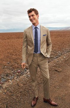 Michael Kors Suit & Dress Shirt  available at #Nordstrom .....because sometimes we have to dress up!