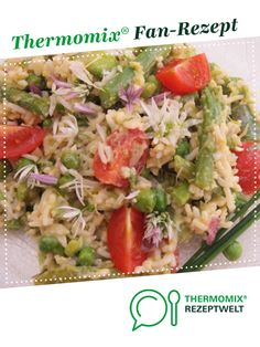 Reissalat mit Spargel von elfe59. Ein Thermomix ® Rezept aus der Kategorie Vorspeisen/Salate auf www.rezeptwelt.de, der Thermomix ® Community.