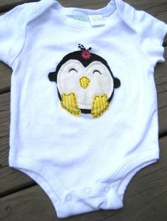 Penguin Onesie (@Carolyn Jagadics, you ever have kids I'm going to do my best to get you this)