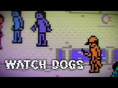 WATCH_DOGS (Commodore 64, 1989)