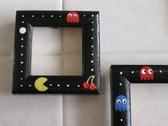 painted frames