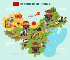 Carte Chine 1