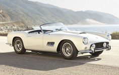 fabforgottennobility: Ferrari 250 GT LWB California, '59