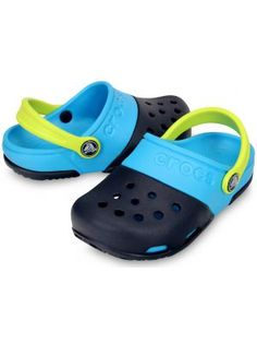 Crocs Toddler/Little Kids Electro II Clog, Available at #EssentialApparel