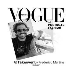 Pedimos ao fotógrafo @frederico__martins colaborador habitual da Vogue para nos guiar pela tarde de desfiles no último dia do @portugalfashion.  #voguetakeover #frericomartins #vogueportugal #cninow  via VOGUE PORTUGAL MAGAZINE OFFICIAL INSTAGRAM - Fashion Campaigns  Haute Couture  Advertising  Editorial Photography  Magazine Cover Designs  Supermodels  Runway Models