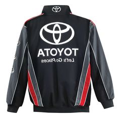 cool Toyota Racing Development Apparel