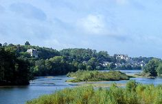 More than 1,000 magnificent chateaux can be found throughout the Loire Valley in France.