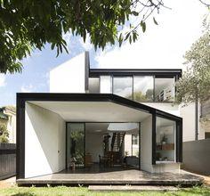 Casa Desdobrada / Christopher Polly Architect
