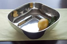 Old Town Imports Aluminum Serveware Fruit Bowl - Square {PRESALE ONLY}. $35.99 regularly $59.99