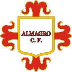 1957, Almagro CF (Almagro, Castilla-La Mancha, España) #AlmagroCF #Almagro #Castilla #LaMancha (L19710) Soccer, Football, San, Logos, Flags, American Football, Soccer Ball, Soccer Ball, Logo