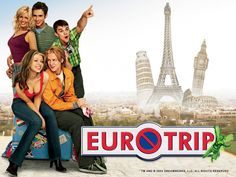 Eurotrip! een heel grappig en leuke film!