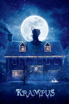 Krampus - movie poster