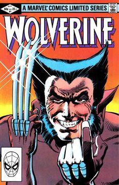 Wolverine (mini-series) #1
