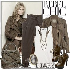 2011 Trend Predictions: vintage style jackets