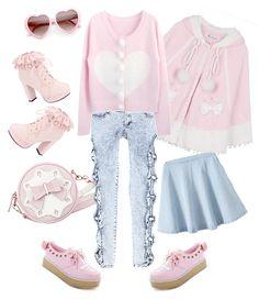 Pink Snowflake by Wonderholichime