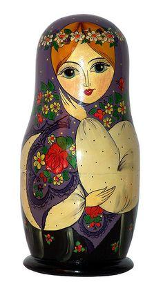 MatryoshkaMatryoshka | Nesting DollsMore Pins Like This At FOSTERGINGER @ Pinterest
