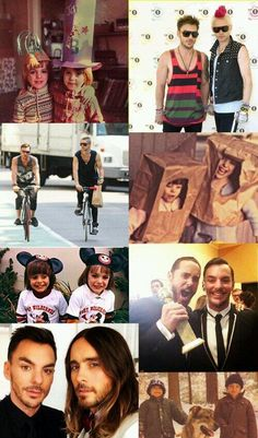 THE LETO BROS THEN AND NOW