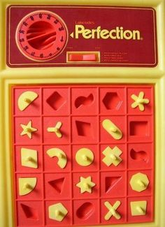 1970 Toys And Games. The game that made me jump even thou I knew the timer was running out.