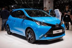 Toyota Aygo awesome little car