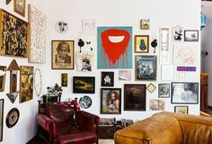 Inside+the+Insanely+Stylish+Homes+of+5+Fashion+Insiders+via+@MyDomaine