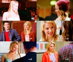 Quinn Fabray Smiling Diana Argon, Fictional Heroes, Dinah Laurel Lance, Quinn Fabray, Glee Club, Cory Monteith, Beautiful Soul, Best Shows Ever, Supergirl
