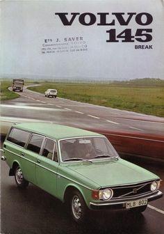 Volvo 145 DL 1973