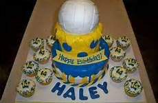 volleyball cake pictures - Bing Images
