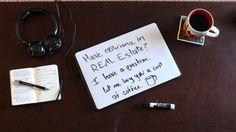 DrawAttention ist eine Whiteboard-Folie für die Rückseite eures Notebook-Displays. Mit ihr habt ihr immer und überall ein Whiteboard zur Hand.