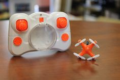Axis AERIUS Drone - the smallest drone you've ever seen (so far)!