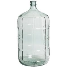 Glass Carboy $56