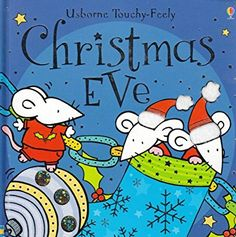 Christmas Eve (Usborne Sparkly Touchy-feely)