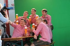 Bastian Schweinsteiger, Manuel Neuer, Thomas Müller, Robert Lewandowski, Arjen Robben And Philip Lahm :)