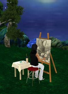 IMVU, the interactive, avatar-based social platform that empowers an emotional chat and self-expression experience with millions of users around the world. Virtual World, Virtual Reality, Social Platform, Imvu, Avatar, Around The Worlds, Join, Patio, Outdoor Decor