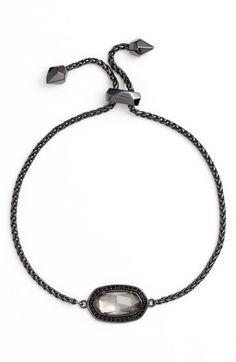 Kendra Scott 'Eve' Bracelet available at Kendra Scott Bracelet, Kendra Scott Jewelry, Bangles, Bracelets, Jewlery, Nordstrom, Pendant Necklace, Eve, Chain