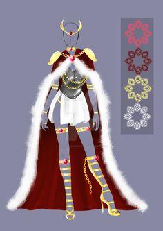 (OPEN) Auction Adopt - Taurus Outfit by CherrysDesigns.deviantart.com on @DeviantArt