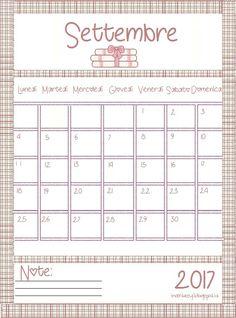Agenda giornaliera da scaricare gratis agende for Planning faccende domestiche