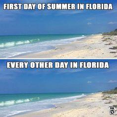 #Summer #Winter #Beach #Sun #Fun #Heat #Year #Day