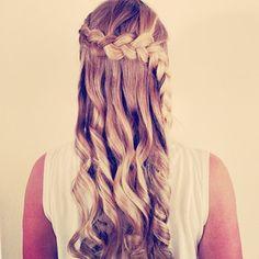 Hair Braid (or) Plait Plaits Hairstyles, Pretty Hairstyles, Hair Plaits, Plait Braid, I Like Your Hair, Pretty Braids, Braid Styles, Gorgeous Hair, Beautiful