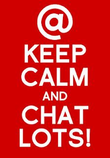 chat lots!