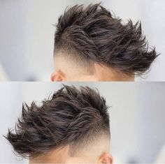 k mentions J'aime, 52 commentaires - Best Men's Hairstyles and Cuts ( sur Instag Quiff Hairstyles, Cool Hairstyles For Men, Haircuts For Men, Men Hairstyle Short, Black Hairstyles, Hairstyle Ideas, Hair And Beard Styles, Curly Hair Styles, Short Hair Styles Men