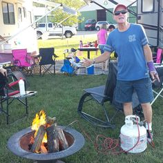 My dad lighting the fire with a propane torch. Love My Family, Family First, Instagram Feed, Instagram Posts, My Dad, Grateful, Fire, Lighting, Happy
