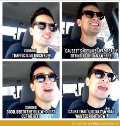Me. Also I know this is Brendon but I don't have a Panic! board so I'm pinning it my FOB board deal with it