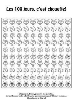 rituel: le nombre du jour 100th Day Of School Crafts, 100 Days Of School, First Day Of School, Math Numbers, 1st Grade Math, Teaching Math, Social Skills, Mathematics, Classroom