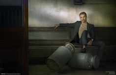 Derek Hough is ripped and ready for the DWTS Season 21 Finale. Check out his latest editorial from Ferrvor Magazine.