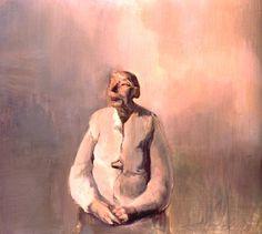 My Mother Looking Away — Celia Paul, 1996